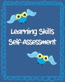 Learning Skills Self-Assessment Questionnaire - Grades 2-4
