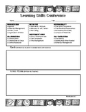 Learning Skills Teacher Conference Form