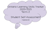 Learning Skills Tracker Booklet: 2019-2020 Term 2