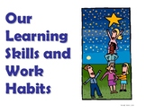 Learning Skills and Work Habits Posters