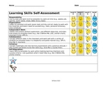 Learning Skills and Work Habits Self Assessment Rubric