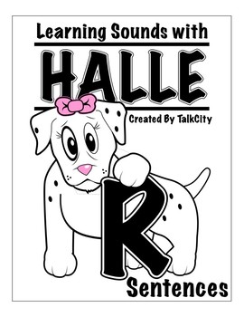 Learning Sounds with Halle: R sentences