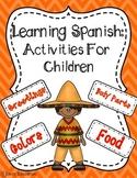 Learning Spanish: Activities for Children