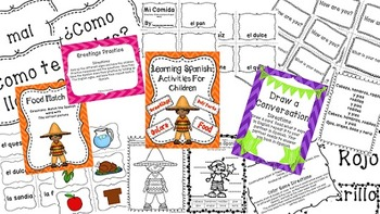 Learning Spanish: Activities for Children