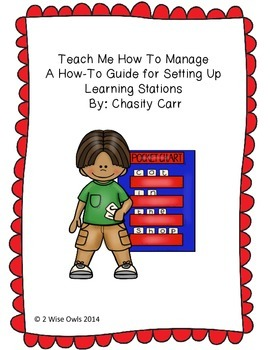 Learning Stations How-To Guide
