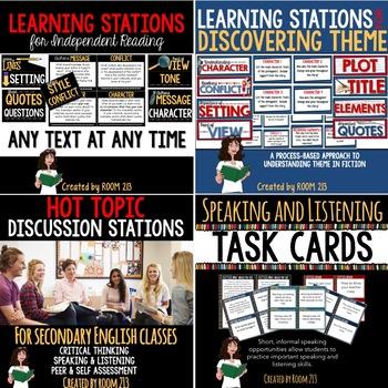 Learning Stations Mega Bundle
