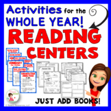 Reading Centers for the Whole Year