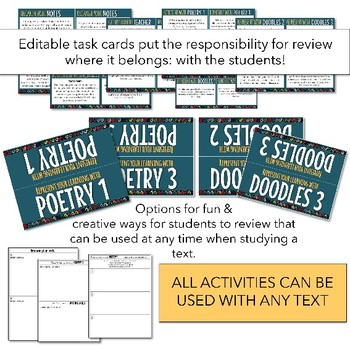Learning Stations for Review