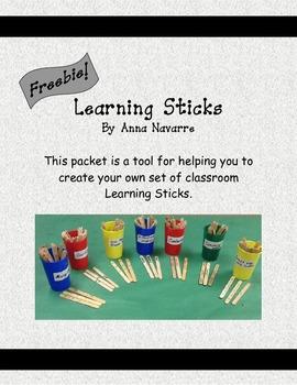 Learning Sticks