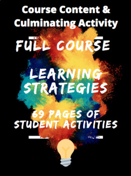 Learning Strategies Course