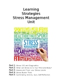 Learning Strategies Stress Management Activities
