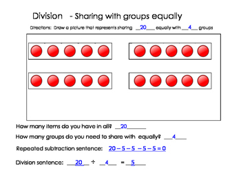Multiplication and Division Boards for Making Arrays and Sharing Equally