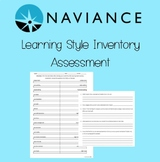 Naviance - Learning Style Inventory Assessment