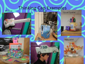 Learning Style Thinking Cap