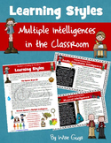 Learning Styles Multiple Intelligences
