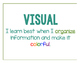 Learning Styles Posters