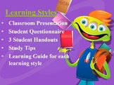 Learning Styles Activity