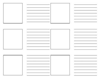 Learning Take Away Notes Graphic Organizer