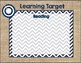 Learning Target Boards