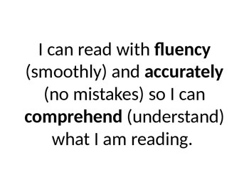 Learning Target I Can Statements