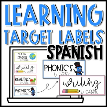 Learning Target Labels in SPANISH