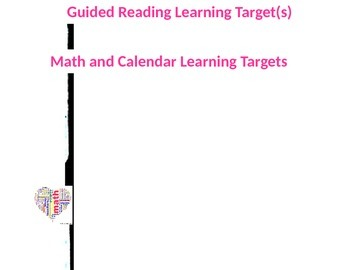Learning Target Posters for Photo Frames
