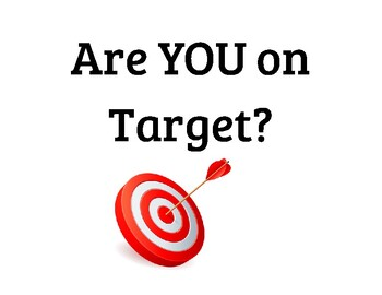 Learning Target Printable Posters By Ms Moscatos Classroom Tpt