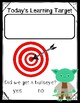 Learning Target Templates: Star Wars