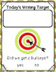 Learning Target Templates: Burlap and Green