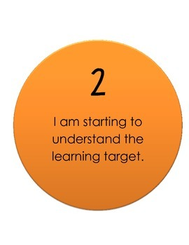 Learning Targets - Check for Understanding