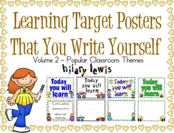 Learning Targets Made Easy-Volume 2-By Popular Demand