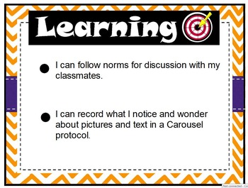 Learning Targets NYS ELA Module 1B 4th Grade