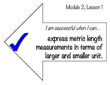 Learning Targets & Success Criteria: Engage NY/Eureka Math, 4th