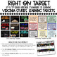 """Learning Targets: Virginia Studies """"I Can"""" Statements"""