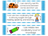 Learning Targets for Colorado Academic Standards