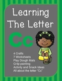 """Learning The Letter """"Cc"""""""