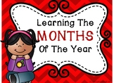 Learning The Months Of The Year