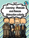 Learning Theorists and theories Interactive activity