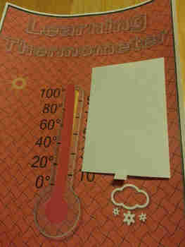 Learning Thermometer - Classroom Environment Measurement Tool