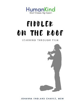 """""""Fiddler on the Roof"""" - Jews in Imperial Russia Film Study"""