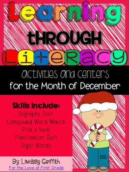 Learning Through Literacy: December