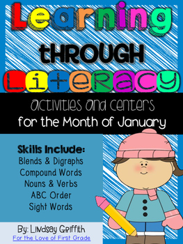 Learning Through Literacy: January
