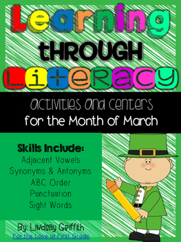 Learning Through Literacy: March