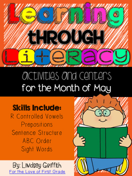 Learning Through Literacy: May