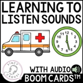 Learning To Listen Sound Discrimination BOOM Cards