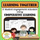 Cooperative Learning Lessons for Active Student Engagement MS/HS