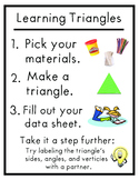 Learning Triangles Directional Guide