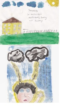 Learning Vocabulary with Haiku and Watercolors