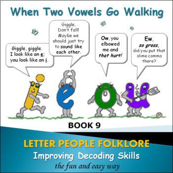 Learning Vowel Sounds Bk. 5 - When two Vowels go Walking ...