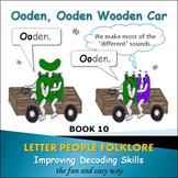 PHONICS INTERVENTION LtVS Bk. 6 - Ooden, Ooden Wooden Car
